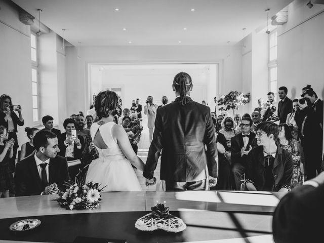 Le mariage de Kévin et Manon à Eysines, Gironde 33