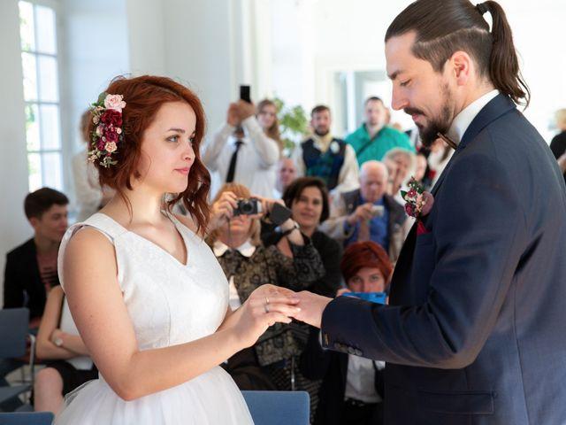 Le mariage de Kévin et Manon à Eysines, Gironde 35