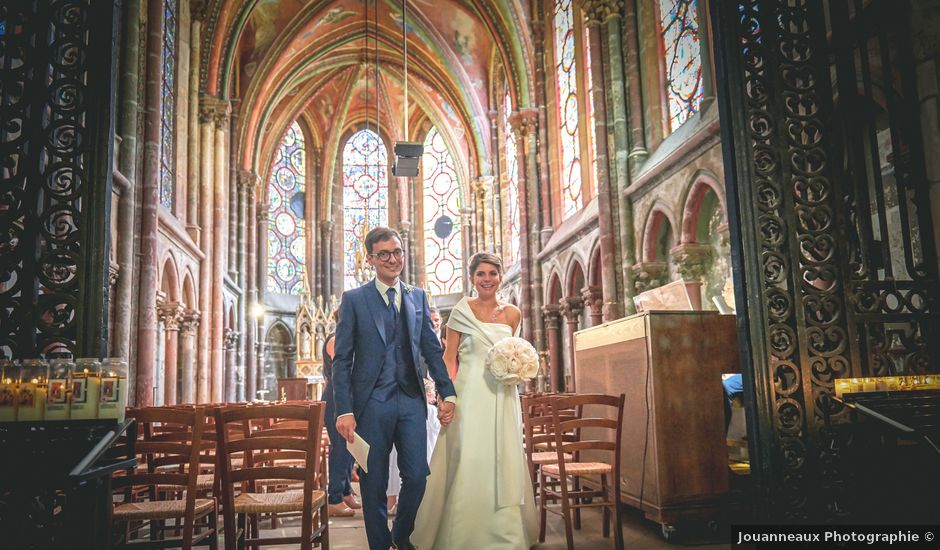 Le mariage de Julien et Marie-Charlotte à Le Mans, Sarthe