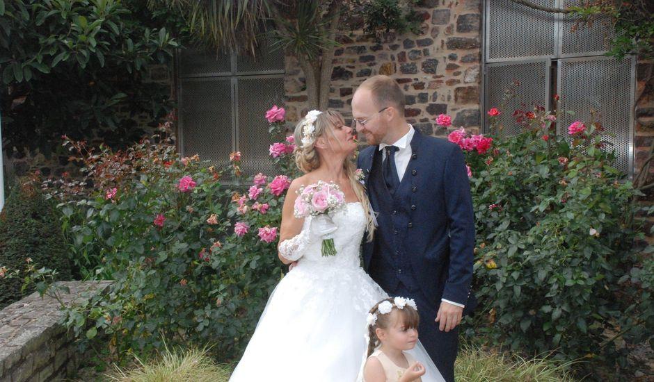 Le mariage de Stéphane et Claire à La Chapelle-Thouarault, Ille et Vilaine