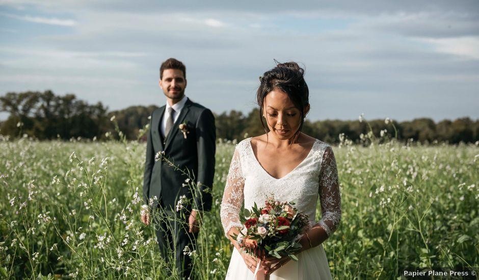 Le mariage de Charlie et Marina à Bourg-en-Bresse, Ain