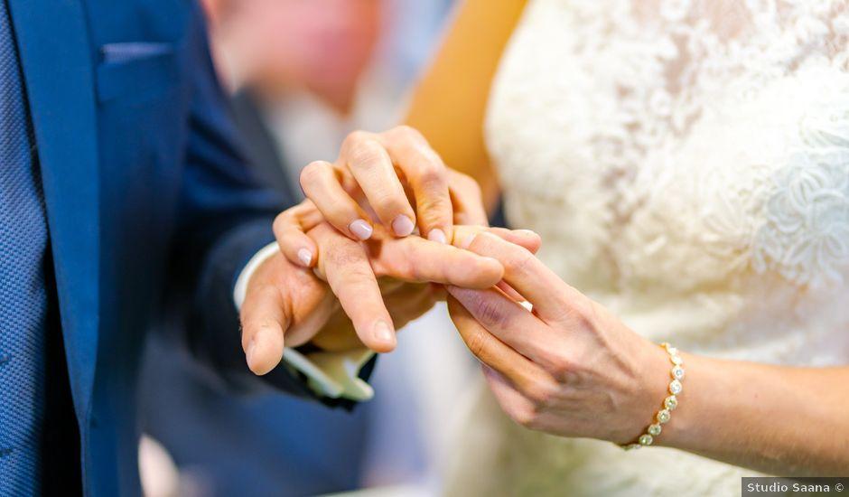 Le mariage de Anthony et Carine à Boufféré, Vendée