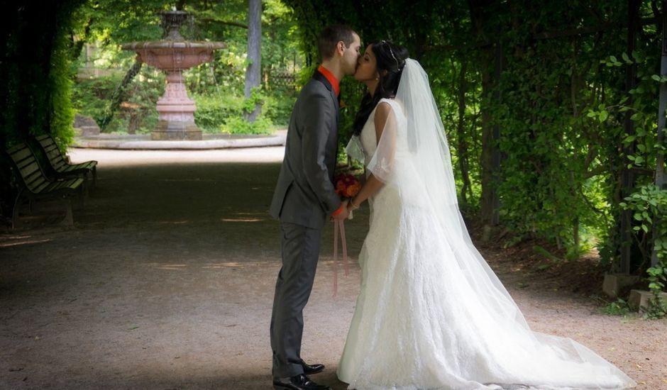 Le mariage de Kévin et Anaïs à Strasbourg, Bas Rhin
