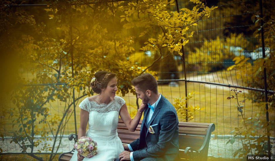Le mariage de Romain et Juliette à Baume-les-Dames, Doubs