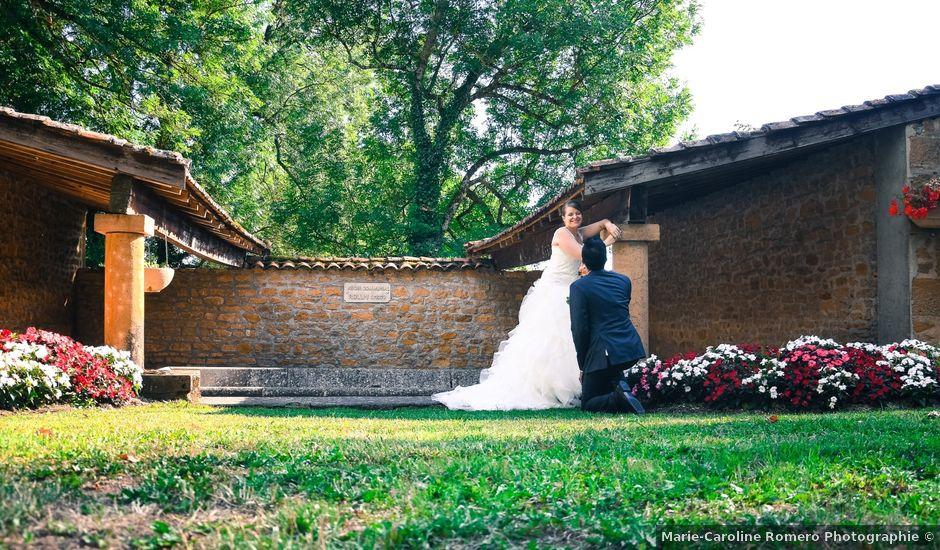 Le mariage de Mamy-Faly et Noémie à Villeurbanne, Rhône