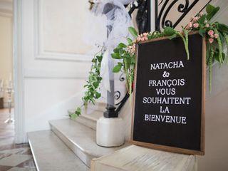 Le mariage de Natacha et François 1