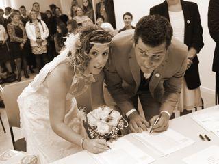 Le mariage de Emilie et Hyacinthe
