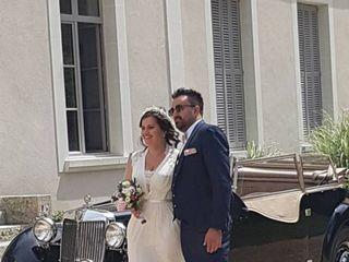 Le mariage de Cindy et Lilian