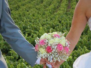 Le mariage de Noelle et Franck 1