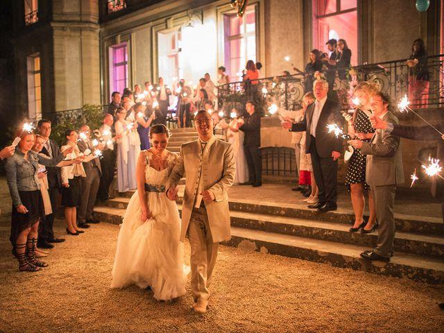Le mariage de Natacha et François