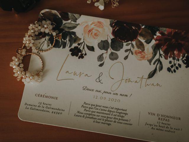 Le mariage de Jonathan et Laura à Bouguenais, Loire Atlantique 10