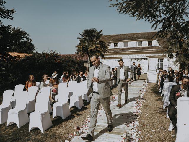 Le mariage de Jonathan et Laura à Bouguenais, Loire Atlantique 36