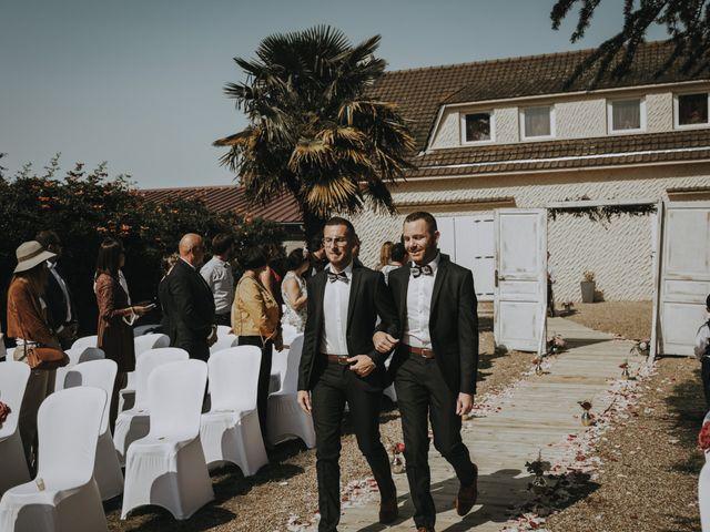 Le mariage de Jonathan et Laura à Bouguenais, Loire Atlantique 38