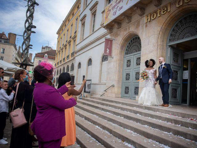 Le mariage de Anthony et Marthe à Châtenoy-le-Royal, Saône et Loire 36