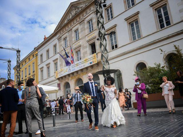 Le mariage de Anthony et Marthe à Châtenoy-le-Royal, Saône et Loire 37
