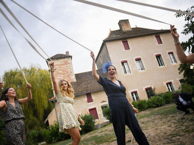 Le mariage de Anthony et Marthe à Châtenoy-le-Royal, Saône et Loire 44