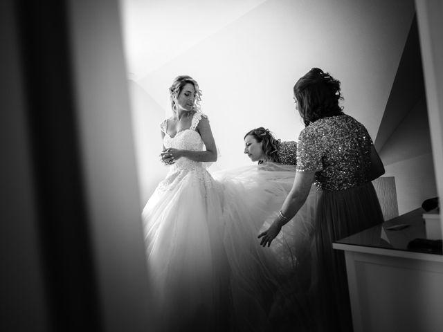 Le mariage de Yann et Hortense à Questembert, Morbihan 19