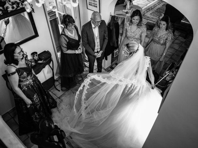 Le mariage de Yann et Hortense à Questembert, Morbihan 21