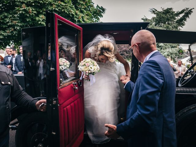 Le mariage de Yann et Hortense à Questembert, Morbihan 26