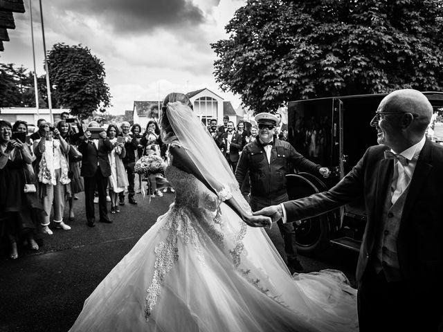 Le mariage de Yann et Hortense à Questembert, Morbihan 27
