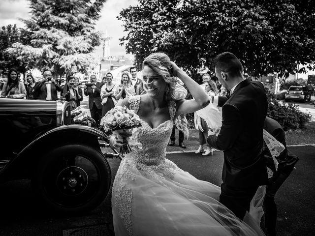 Le mariage de Yann et Hortense à Questembert, Morbihan 28