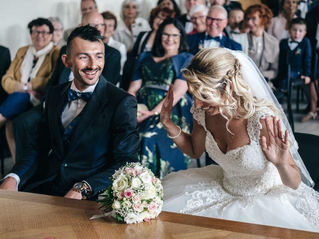 Le mariage de Yann et Hortense à Questembert, Morbihan 29