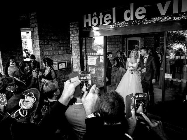 Le mariage de Yann et Hortense à Questembert, Morbihan 31