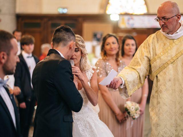 Le mariage de Yann et Hortense à Questembert, Morbihan 43