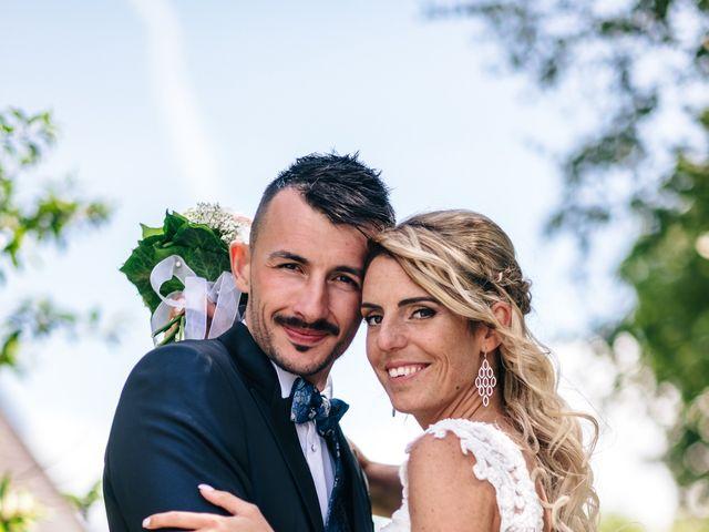 Le mariage de Yann et Hortense à Questembert, Morbihan 48