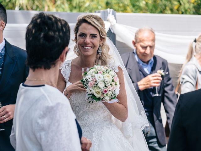 Le mariage de Yann et Hortense à Questembert, Morbihan 53