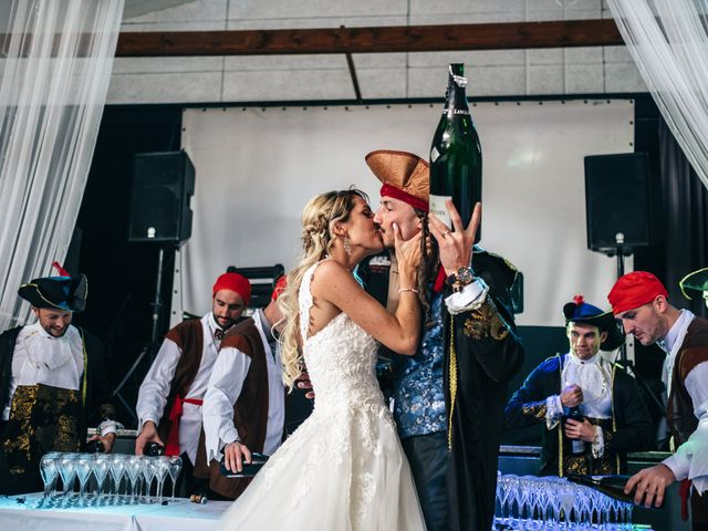 Le mariage de Yann et Hortense à Questembert, Morbihan 83