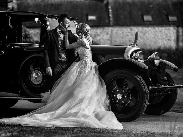 Le mariage de Yann et Hortense à Questembert, Morbihan 89