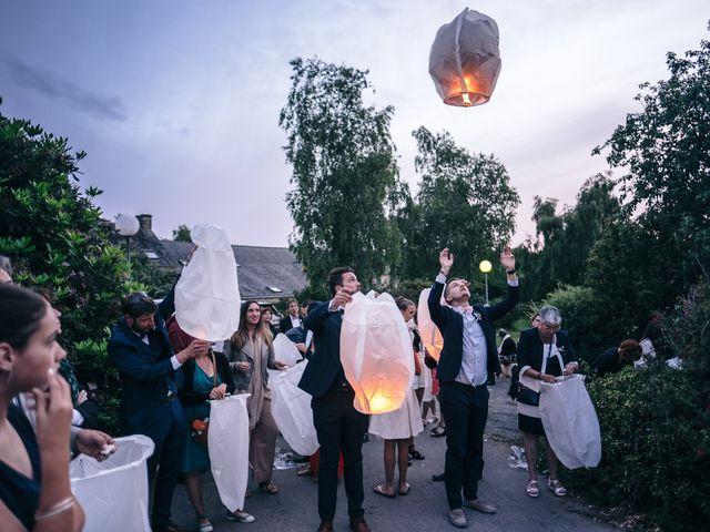 Le mariage de Yann et Hortense à Questembert, Morbihan 93