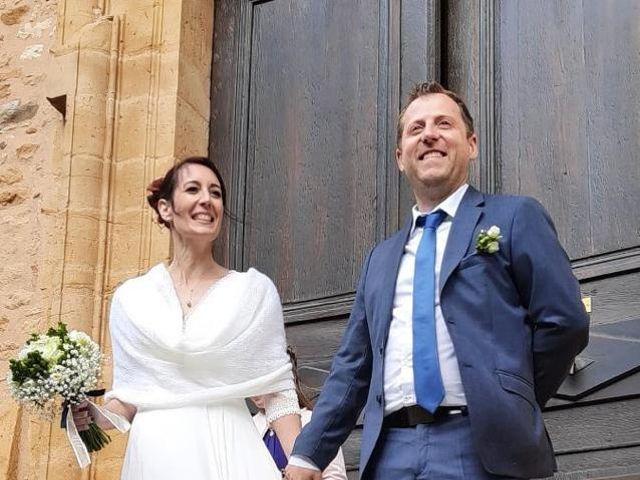 Le mariage de Cédric et Gael à Charnay, Rhône 4