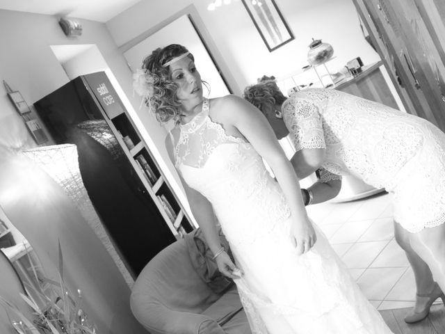 Le mariage de Hyacinthe et Emilie à Morannes, Maine et Loire 2