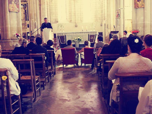 Le mariage de Hyacinthe et Emilie à Morannes, Maine et Loire 12