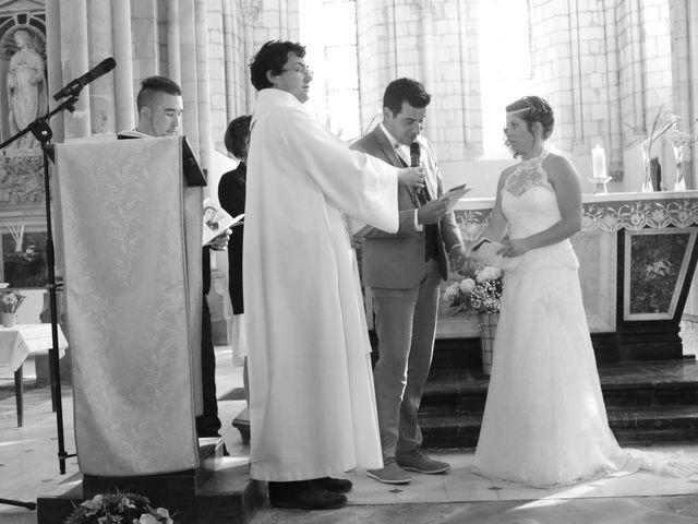 Le mariage de Hyacinthe et Emilie à Morannes, Maine et Loire 13
