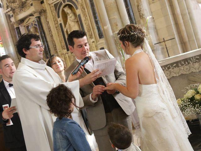 Le mariage de Hyacinthe et Emilie à Morannes, Maine et Loire 14