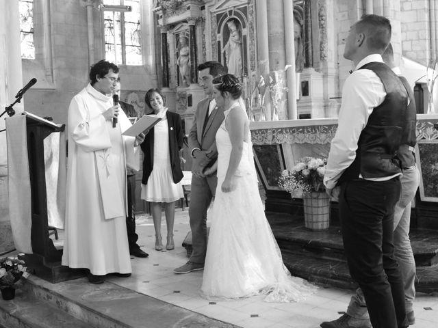 Le mariage de Hyacinthe et Emilie à Morannes, Maine et Loire 15