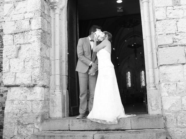 Le mariage de Hyacinthe et Emilie à Morannes, Maine et Loire 17