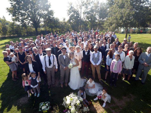 Le mariage de Hyacinthe et Emilie à Morannes, Maine et Loire 20
