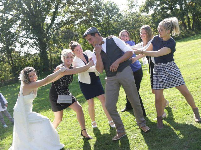 Le mariage de Hyacinthe et Emilie à Morannes, Maine et Loire 26