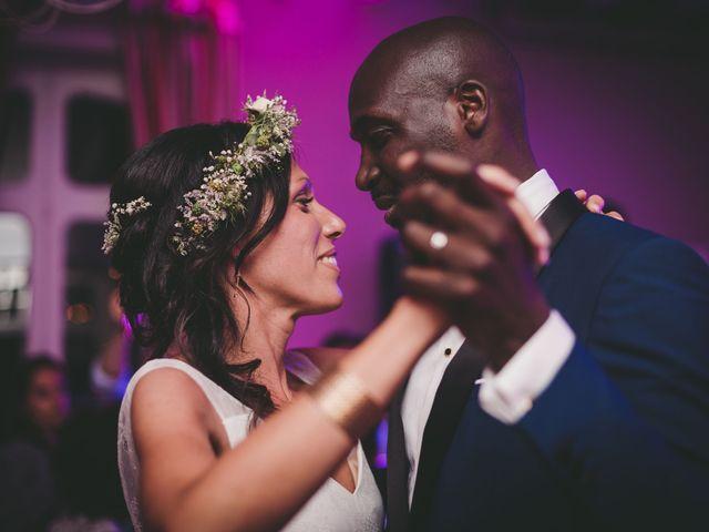 Le mariage de C... et J...