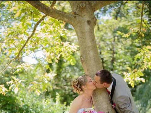 Le mariage de Fabien  et Christine à Ergersheim, Bas Rhin 1