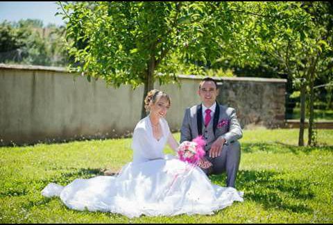 Le mariage de Fabien  et Christine à Ergersheim, Bas Rhin 2