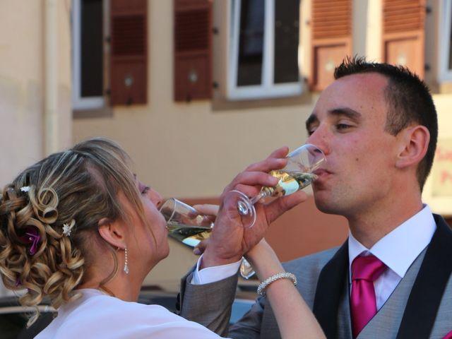 Le mariage de Fabien  et Christine à Ergersheim, Bas Rhin 6
