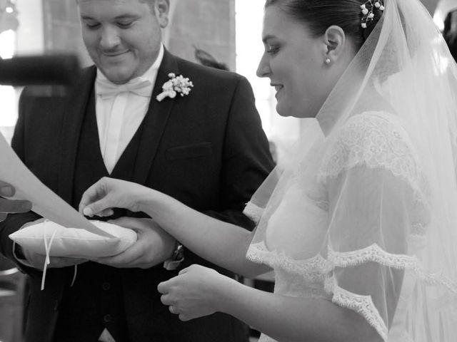 Le mariage de Paul Alexandre et Manon à Tour-en-Bessin, Calvados 9
