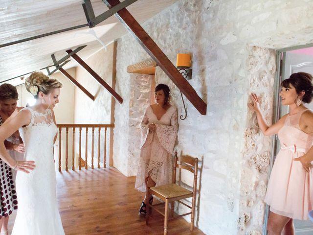Le mariage de Florent et Cécile à Lavaur, Tarn 24