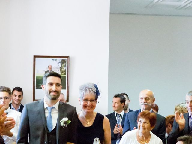 Le mariage de Florent et Cécile à Lavaur, Tarn 33