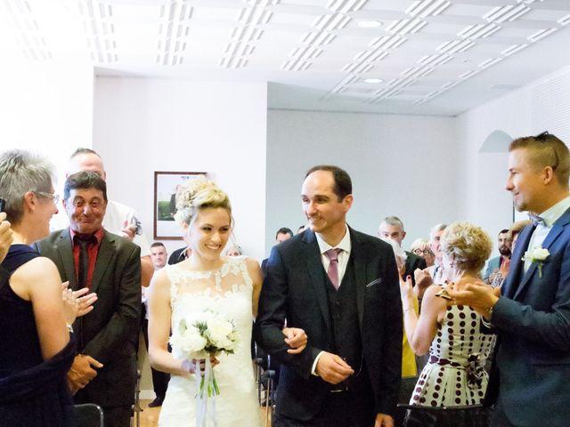 Le mariage de Florent et Cécile à Lavaur, Tarn 34